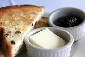 currant toast