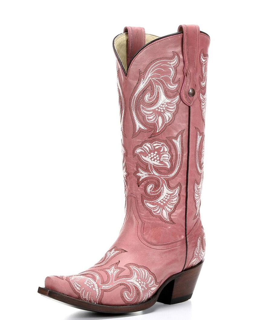pink-boot
